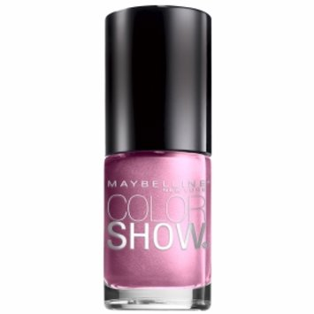 Maybelline Color Show Nail Lacquer - Rose Rapture