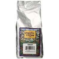 The Organic Coffee Co. Whole Bean, Hazelnut Coffee, 32 Ounce