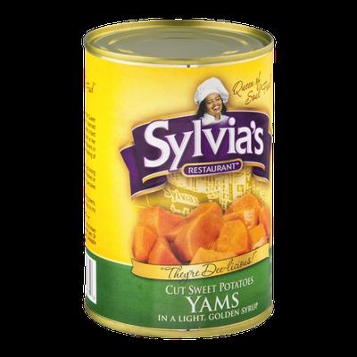 Sylvia's Restaurant Yams