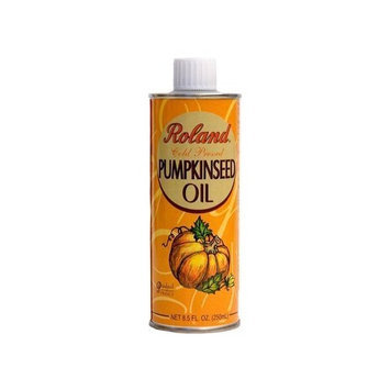 Roland Pumpkin Seed Oil From France, 8.5 Ounce Can