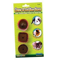 Ware Pine Chew-A-Lot Bon-Bons Small Pet Chew, Pack of 3