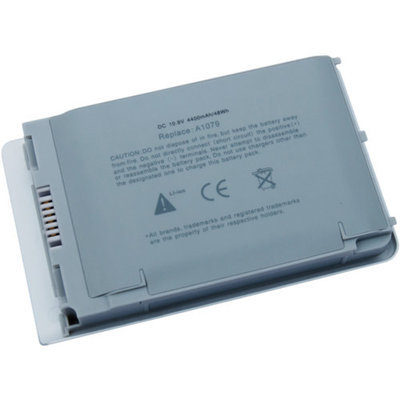 Superb Choice DF-AE1279LH-A52 6-cell Laptop Battery for APPLE PowerBook G4 12 M9691LL/A