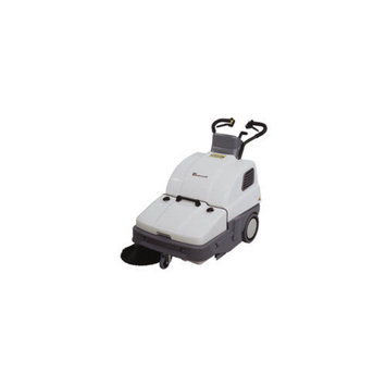 Mastercraft Debrismaster Battery Sweeper