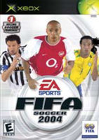 EA FIFA Soccer 2004 Xbox