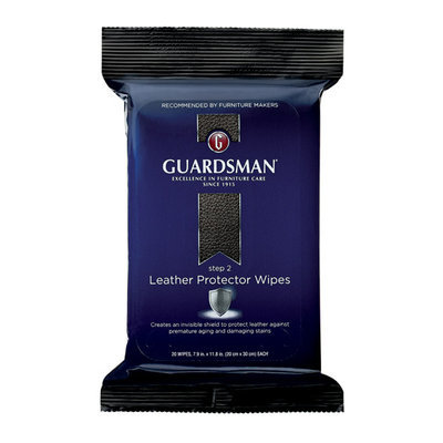 Guardsman Leather Protector Wipes