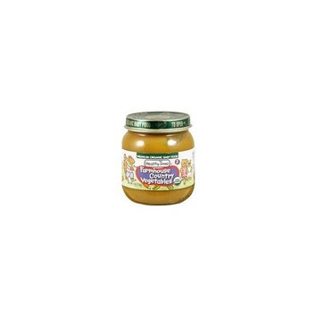 Healthy Times Organic Baby Food, Farmhouse Country Vegetables, 4-Ounce Jars (Pack of 12)