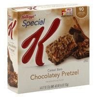 Special K Kellogg's  Chocolatey Pretzel Bars 6 pk