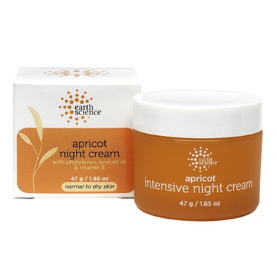 Earth Science Apricot Intensive Night Creme