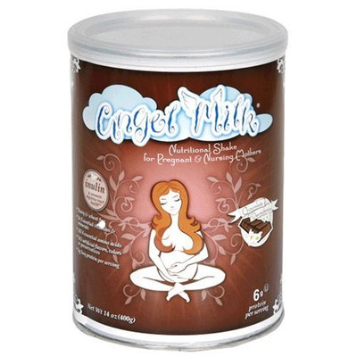 Angel Milk Soy-Based Chocolate Decadence Shake Mix, 14-Ounce Can