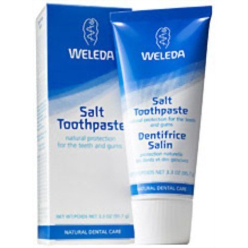 Weleda - Natural Salt Toothpaste 3.3 oz - Mouth Care Products