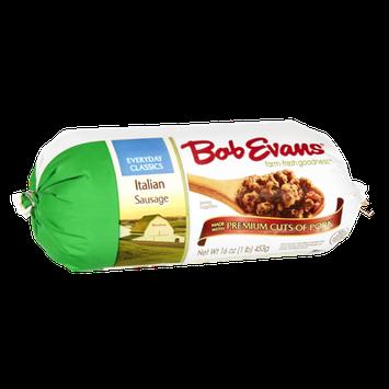 Bob Evans Italian Sausage Roll