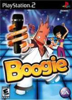 Electronic Arts Boogie with Microphone