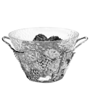 Arthur Court Serveware, Grape Punch Bowl
