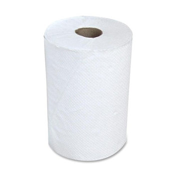 Stefco Hardwound White Paper Towel