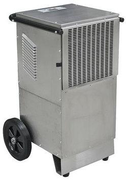 DAYTON 5KNZ5 Industrial Dehumidifier,126 Pint, SS