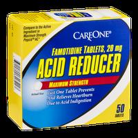 CareOne Maximum Strength Acid Reducer 20 mg - 50 CT