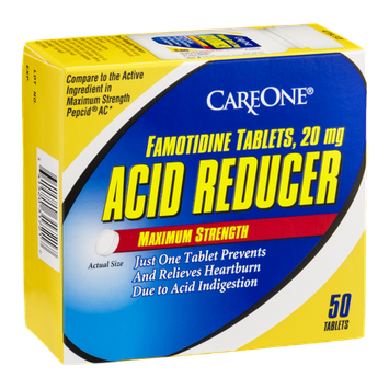 CareOne Maximum Strength Acid Reducer 20 mg - 50 CT