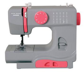 Janome America, Inc. Janome Graceful Gray Portable Sewing Machine