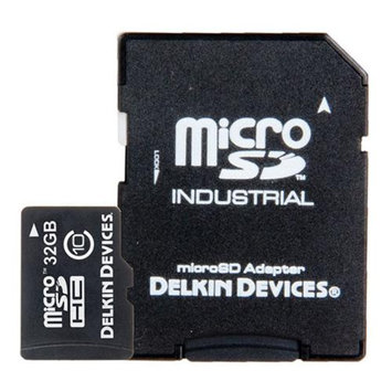 Delkin Devices DDMICROSDPRO2-32GB 32GB Micro SDHC Memory Card