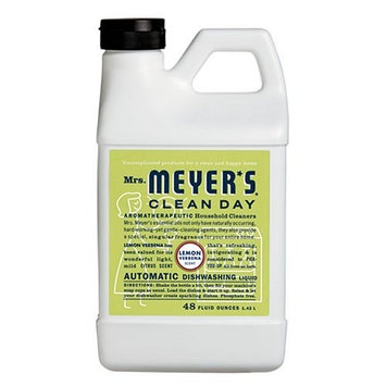 Mrs. Meyer's Clean Day Lemon Verbena Automatic Dishwashing Liquid