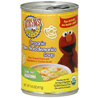 Earth's Best Organic Elmo Noodlemania Soup