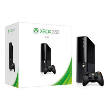Microsoft Corp. Microsoft Xbox 360 L9V-00001 E 4GB Console