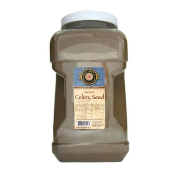 Spice Appeal Celery Seed Ground, 80-Ounce Jar