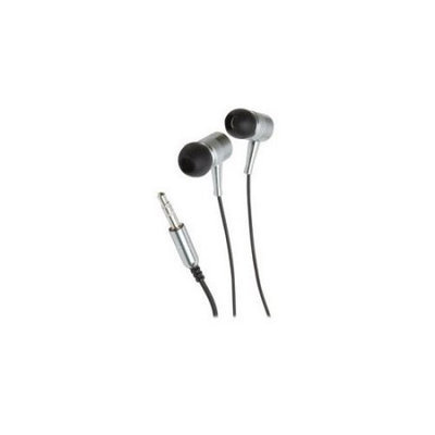 MobileSpec MS48S Extreme Metal In-Ear Buds Silver