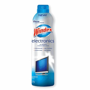 Windex Electronics Aerosol Spray