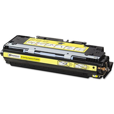 Dataproducts DataProducts Yellow Toner Cartridge - Yellow - Laser - 4000 Page - Remanufactured
