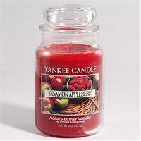 Yankee Candle 22oz Large Jar Cinnamon Appleberry