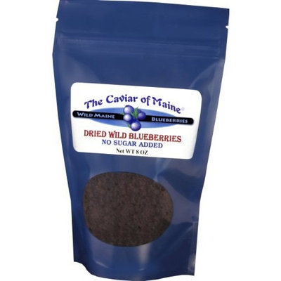 Gladstone's Under The Sun The Caviar of Maine, Dried Wild Blueberries, 5-Ounce Pouches (Pack of 3)