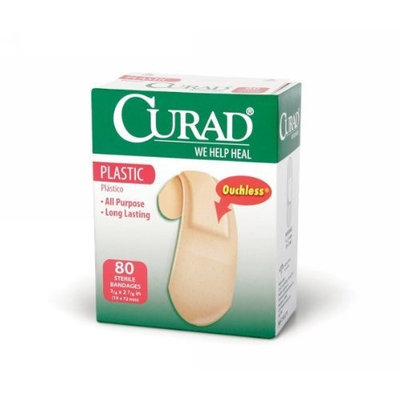 Curad Clear Bandages 30-Count (Pack of 12)