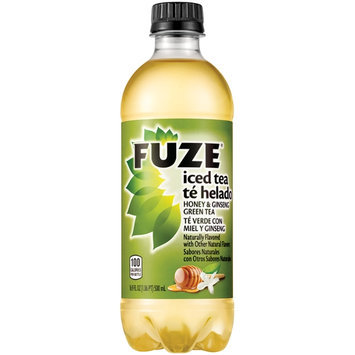 Fuze Honey & Ginseng Green Tea Iced Tea