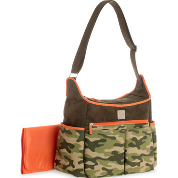 Child of Mine by Carter's Child of Mine Camo Print Hobo Diaper Bag