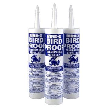 Bird-X Inc Bird-Proof Gel Repellent 3-pack