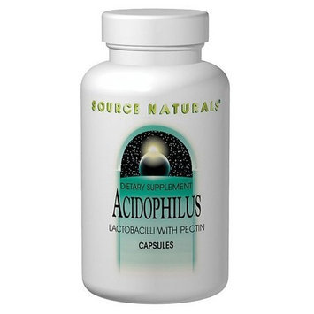 Source Naturals - Acidophilus With Lactobacilli With Pectin, 50 mill, 250 capsules