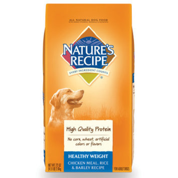 Nature's Recipe NATURE'S RECIPEA Healthy Weight Adult Dog Food