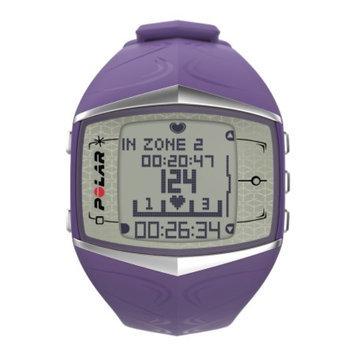 Polar FT60F Heart Rate Monitor, Lilac, 1 ea