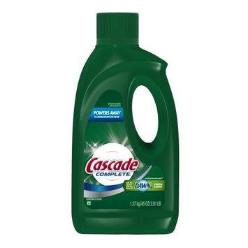 Cascade Complete Gel Dishwasher Detergent, 45-Ounce