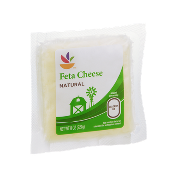 Ahold Feta Cheese Natural