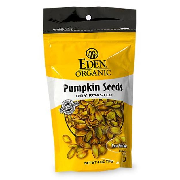 Eden Foods Dry Roasted Pumpkin Seeds