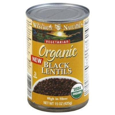 Westbrae Natural Westbrae Foods, Beans, Og, Lentil, 12/15 Oz