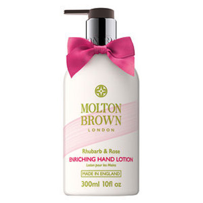 Molton Brown Rhubarb and Rose Hand Lotion, 10 fl oz