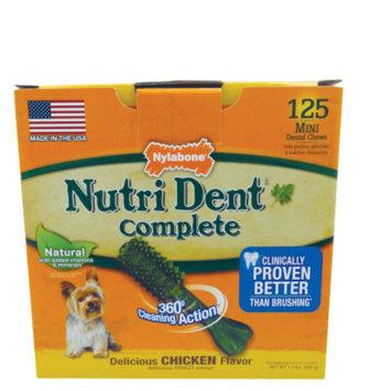 Nylabone NutriDent Complete Mini Dental Dog Chews