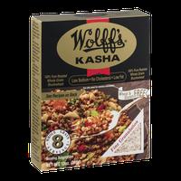 Wolff's Fine Kasha 100% Pure Roasted Buckwheat