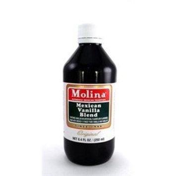 Molina Vanilla - Mexican Vanilla 8.3 FL oz / 250 ml