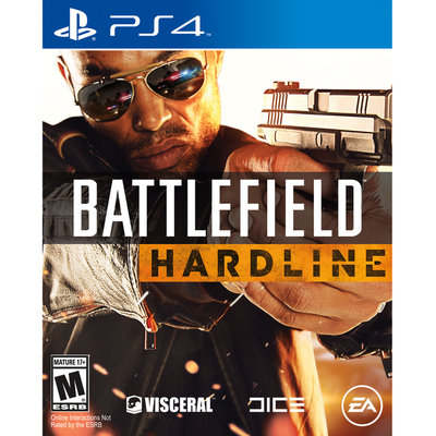Electronic Arts Battlefield Hardline for Sony PS4