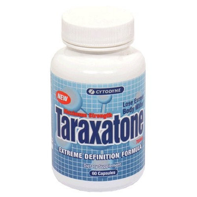 Cytodyne Taraxatone Capsules, 700 mg, Maximum Strength, 60-Count Bottle