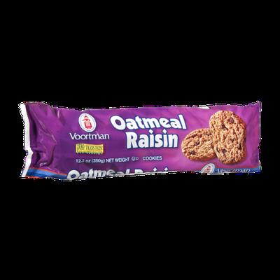 Voortman Cookies Oatmeal Raisin